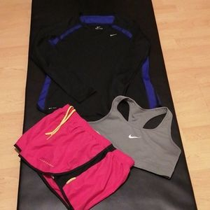 3 items all Nike's